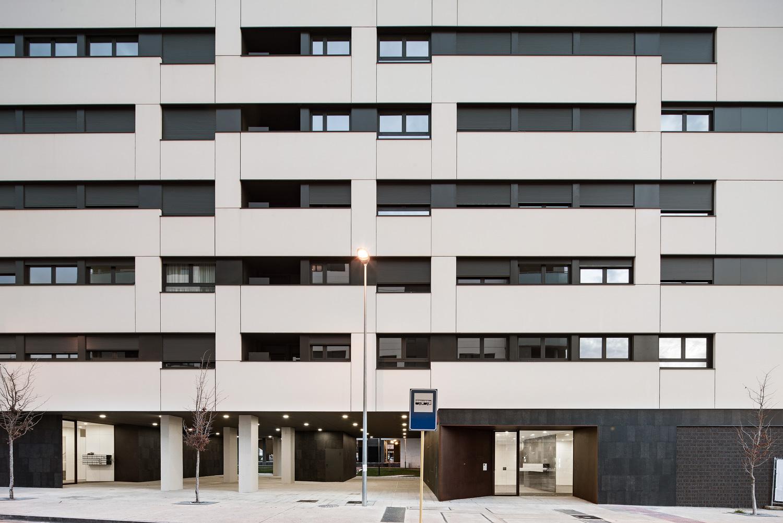 59 viviendas, locales, trasteros y garajes en Ripagaina (Navarra)