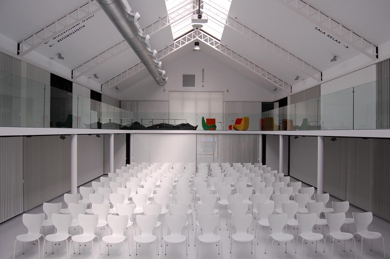 Centro de tecnificación y alto rendimiento en creatividad aplicada e innovación en Noain (Navarra)