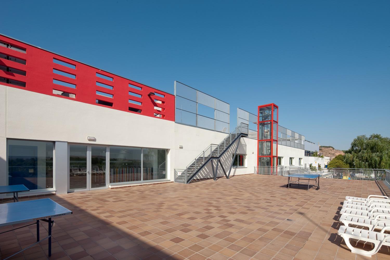 Nuevo edificio social – SDR Arenas en Tudela (Navarra)