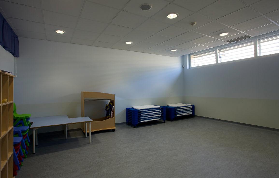 Centro de Educación Infantil en Puente La Reina – Gares (Navarra)